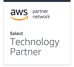 AWS Select Technology Partner logo