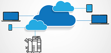 Cloud print management image