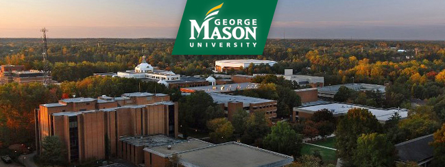 George Mason University aerial photo