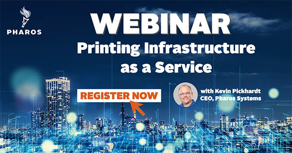 Printing Infrastructure as a Service