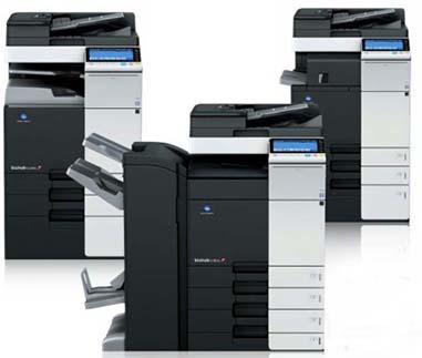 KM printers