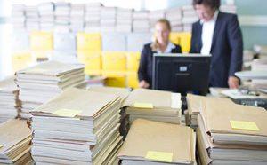 Document stacks