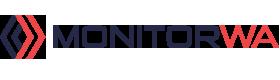 MonitorWA logo