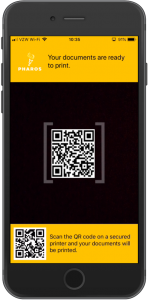 Beacon Mobile Print - QR Release