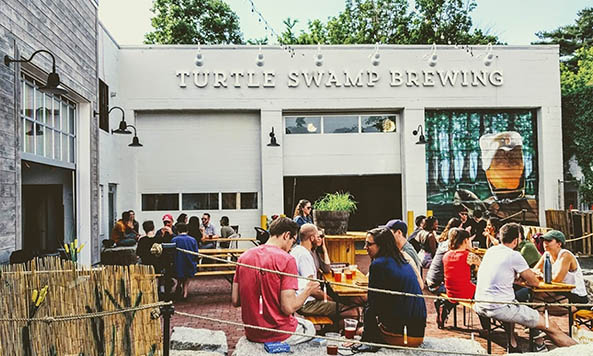Turtle Swamp Brewing