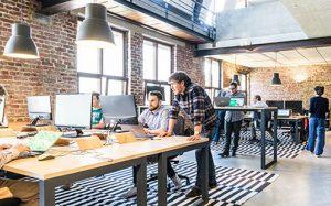 Office startup
