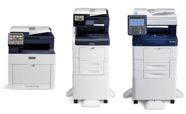 Xerox MFPs